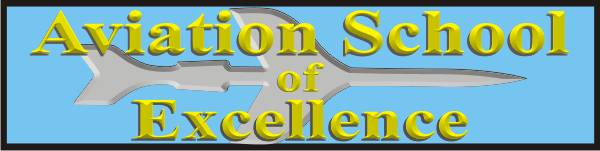 Aviation School of Excellence Logo